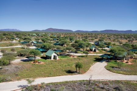 Erindi Game Reserve | Camp Elephant