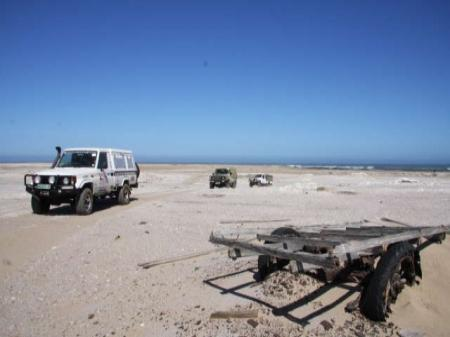 Pomona/Bogenfels 4x4 full day guided tours from Lüderitz